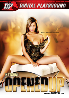 Katsuni: Opened Up cover