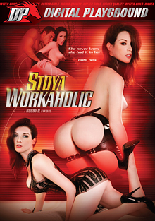 Stoya Workaholic cover