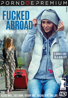 Fucked Abroad: Hungary Edition cover