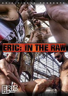 Eric: In The Raw cover
