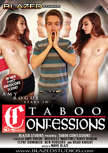 Taboo Confessions cover