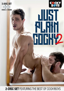 Just Plain Cocky 2 cover