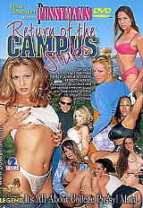 Pussyman's  Return Of The Campus Sluts