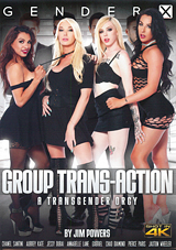 Group Trans-Action: A Transgender Orgy