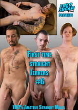 First Time Straight Jerkers 6