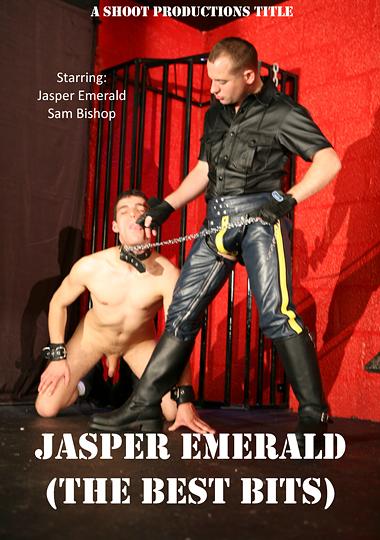 Jasper Emerald: The Best Bits cover