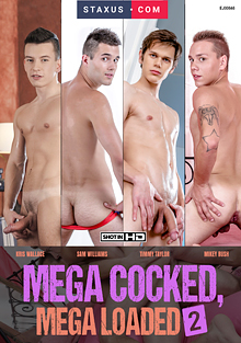 Mega Cocked, Mega Loaded 2 cover