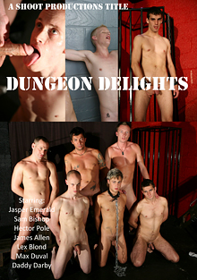 Dungeon Delights cover