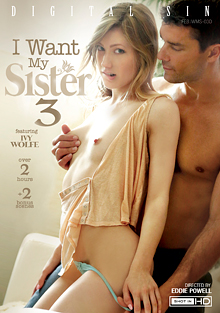 I Want My Sister 3 cover