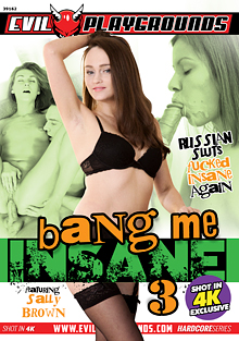Bang Me Insane 3 cover