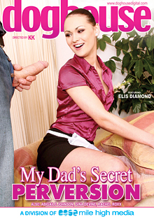 My Dad's Secret Perversion cover