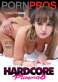 Hardcore Pleasures 8 cover