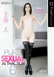Pure Sexual Attraction 6 cover