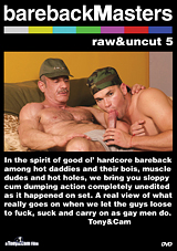 Bareback Masters: Raw And Uncut 5