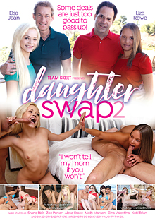 Daughter Swap 2 cover