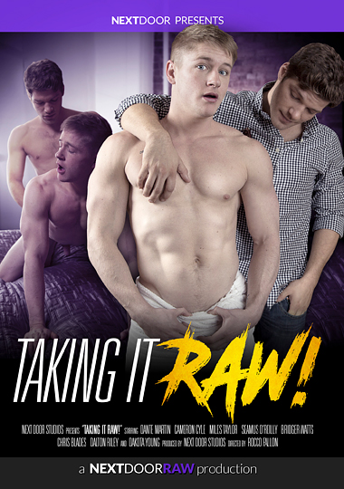 Taking It Raw Cover Front