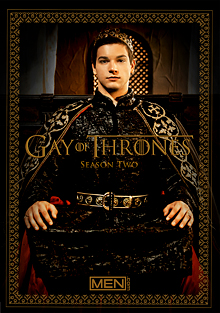 Gay Of Thrones 2 cover