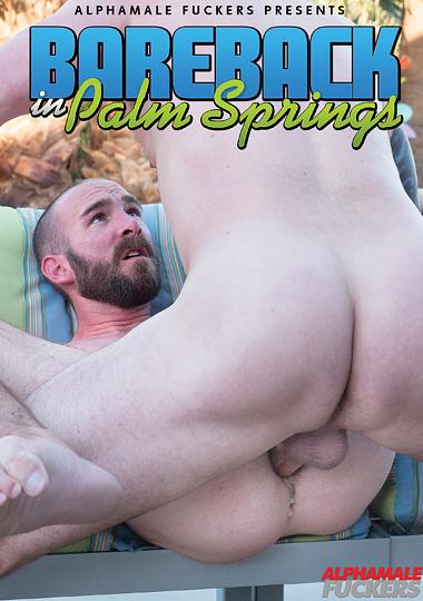 Bareback In Palm Springs cover