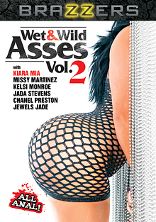 Wet And Wild Asses 2 cover