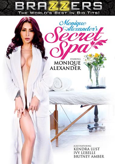 Monique Alexander's Secret Spa cover