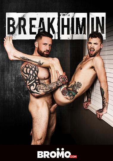 Break Him In Cover Front