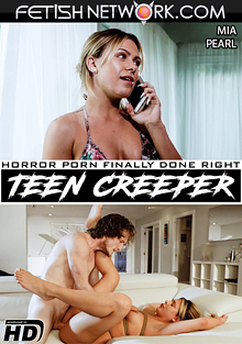 Teen Creeper: Mia Pearl cover