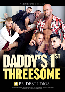 Daddy's 1st Threesome cover