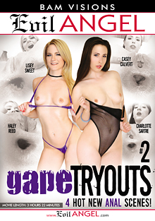 Gape Tryouts 2 cover
