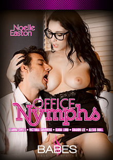 Office Nymphs cover