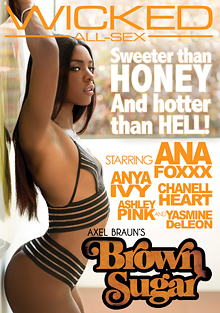 Axel Braun's Brown Sugar cover