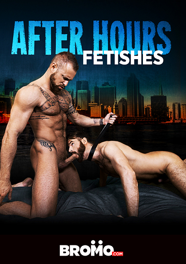 After Hours Fetishes Cover Front