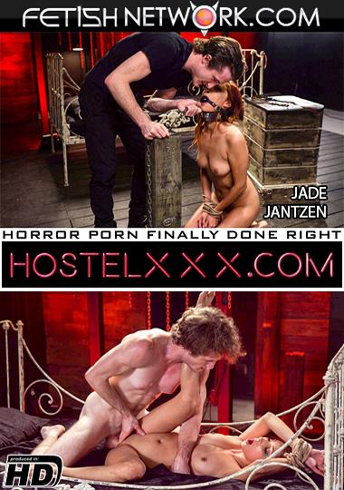 HostelXXX: Jade Jantzen cover