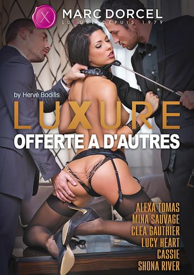 Luxure Offerte A D'autres cover