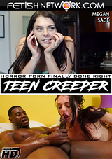 Teen Creeper: Megan Sage