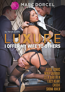 Luxure I Offer My Wife To Others cover