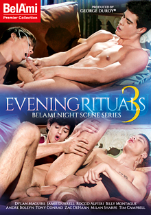 Evening Rituals 3 cover