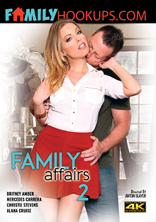 Family Affairs 2 cover