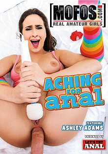 Aching For Anal cover