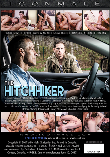The Hitchhiker (Icon) Cover Back