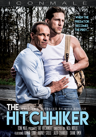 The Hitchhiker (Icon) Cover Front