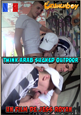 Twink Arab Sucked Outdoor