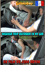 Sneaker Trip Outdoor In My Car