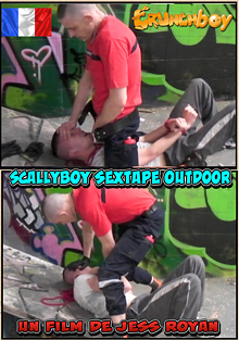 Scallyboy Sextape Outdoor cover