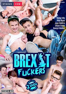 Brexit Fuckers cover