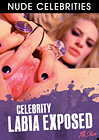 Celebrity Labia Exposed
