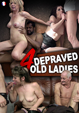 4 Depraved Old Ladies