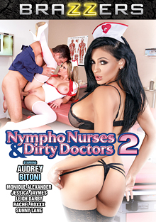 Nympho Nurses And Dirty Doctors 2 cover