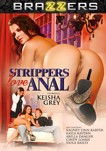 Strippers Love Anal cover