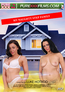 My Naughty Step Family cover