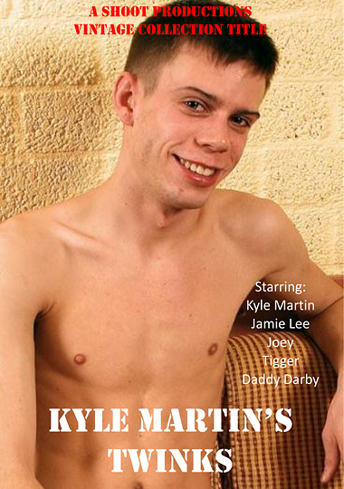 Kyle Martin's Twinks cover